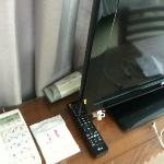 Very High-Tech Phone In Room 215