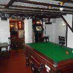  our games room relax and enjoy