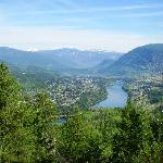  Veiw of Castlegar