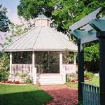Gazebo perfect for story book weddings