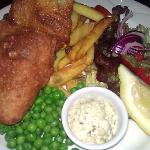  Fish and Chips - nom nom!