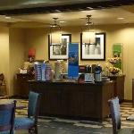Hampton Inn Winfield Foto