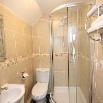 Our ensuite bathrooms