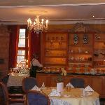  Salle du petit dejeuner