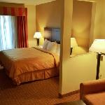 Comfort Suites Airport South resmi