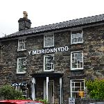 Front view of Y Meirionnydd