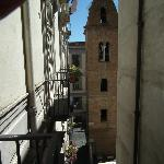 Torre del Grifo view from my balcony