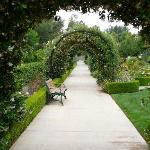 Gardens of the World Arches