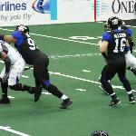 Tulsa Talons vs Kentucky 2010
