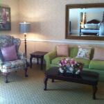 Sunny Dolley Madison suite.
