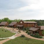 Cabins and Dining