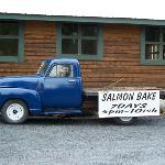 Photo de Salmon Bake Cabins