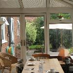 Garden Breakfast room