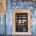 Blue tiles of Iznik