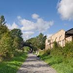 Hassop Station Cafe & Monsal Trail Cycle Hire