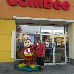 The famous Jollibee