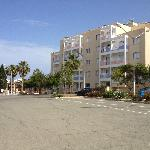 Astreas Beach Hotel Apartments Foto