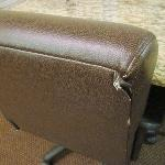 chair in need of repair
