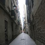 The Narrow Street