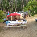  camp site 5