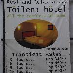 Foto TOILENA room & board