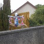 olympic scarecrow at long forgan