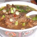 Beef Soup Rice Noddle