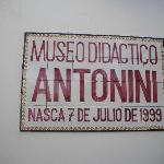 Didactic Museum Antonini (Museo Antonini)