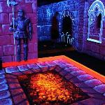 Dragons Lair Mini Golf