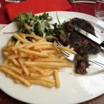  entrecote frites