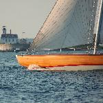 12 Meter Heritage Sailing in Newport!