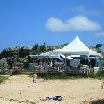 The BUZZ Cafe at Tobacco Bay with rental facilities