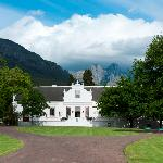 Lanzerac Manor and Winery Stellenbosch