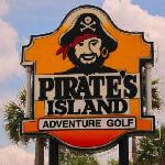Pirate's Island Adventure Golf