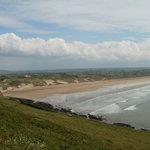 Saunton Sands Beach