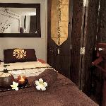 Thai oil massage room