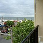  View from Beach View 3rd floor balcony.