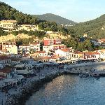 Haven Parga zeer levendig