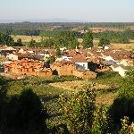 panoramic view of valdemaluque