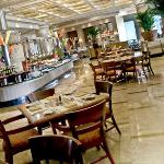 Sailendra Restaurant JW Marriott Jakarta