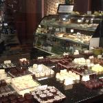 Chocolate and Dessert Case