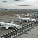 Tokyo International Airport Terminal No1 Observation Deck