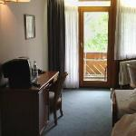 Double room, view from corridor