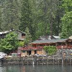 صورة فوتوغرافية لـ ‪North Cascades Lodge at Stehekin‬