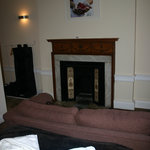  Bedroom showing Fireplace