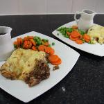 Enjoy a homecooked meal in the Stable Door Cafe
