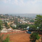 View from room Solace Guest House, Kigali
