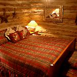 Corn Crib Bedroom