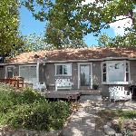 Pelican Point & Kingfisher 1 bd/1ba Cotages