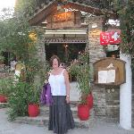 Our favorite restaurant in Skiathos town